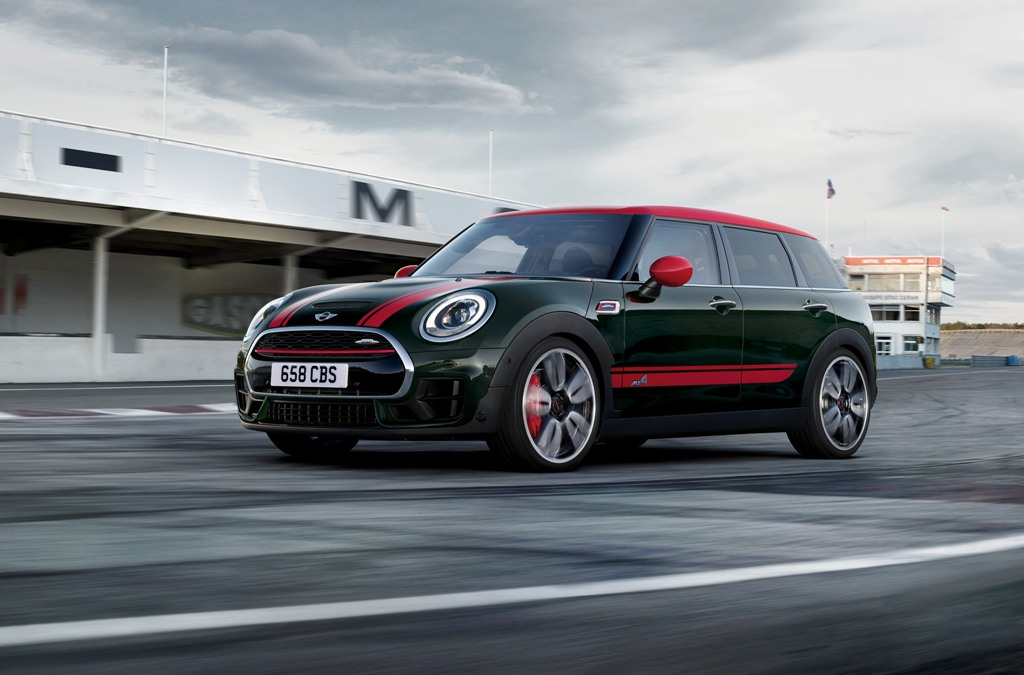 The New MINI John Cooper Works Clubman (2)