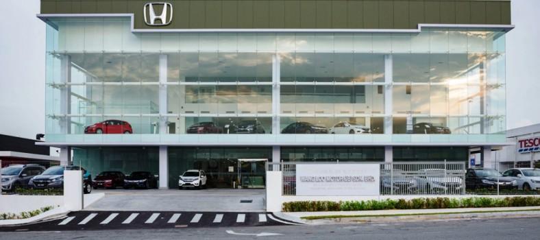 01 DSC_1280 Wang Loo Motor Honda 3S Centre