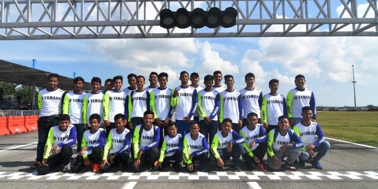 20 pelumba terpilih sertai Cabaran Yamaha NVX