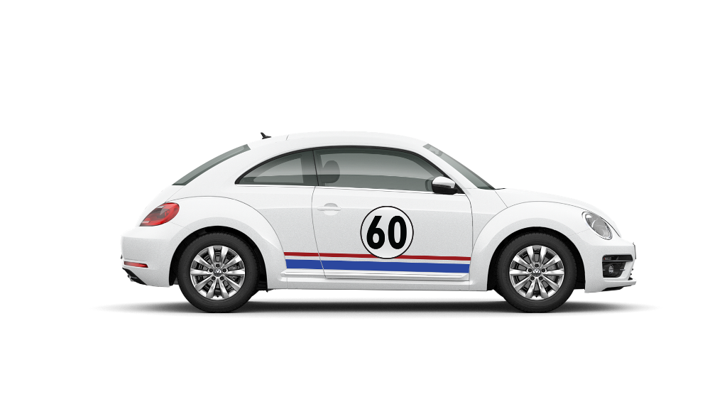 60th Merdeka Edition Beetle