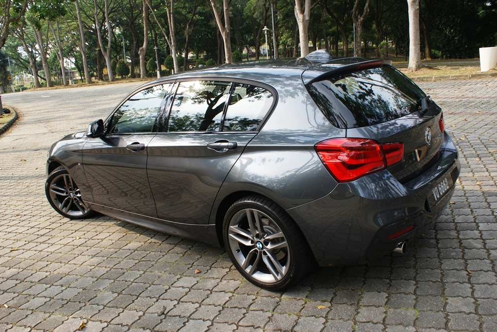 BMW 118i M Sport Review 24
