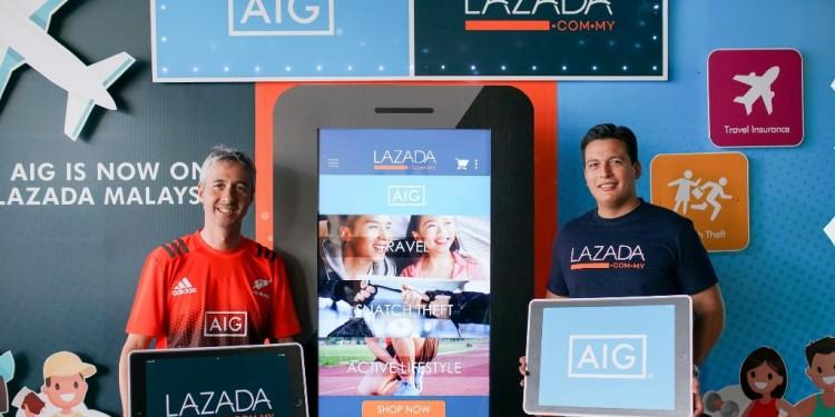 Lazada x AIG Photo 1 - Resized