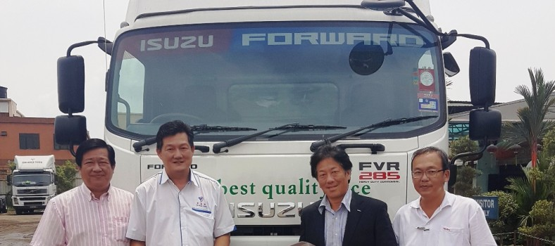 Photo - Trust and Reliability at the heart of Isuzu