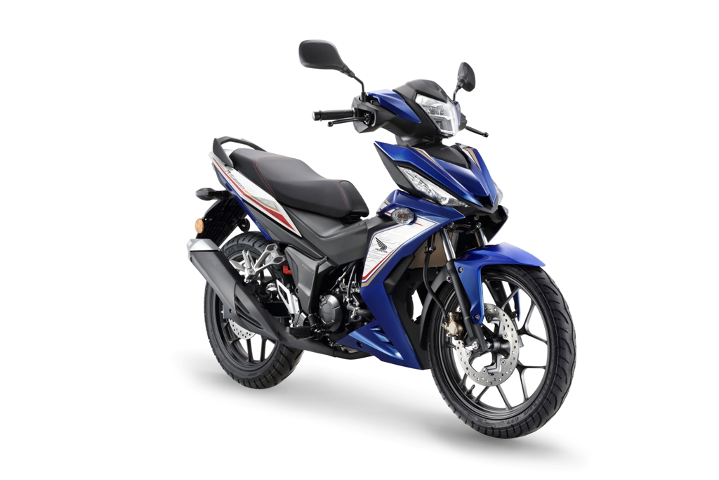 RS150R Pearl Nightfall Blue