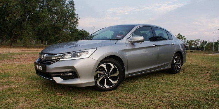 Honda Accord Review 22
