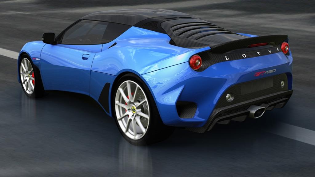 Lotus Evora GT430 [Blue] (2)