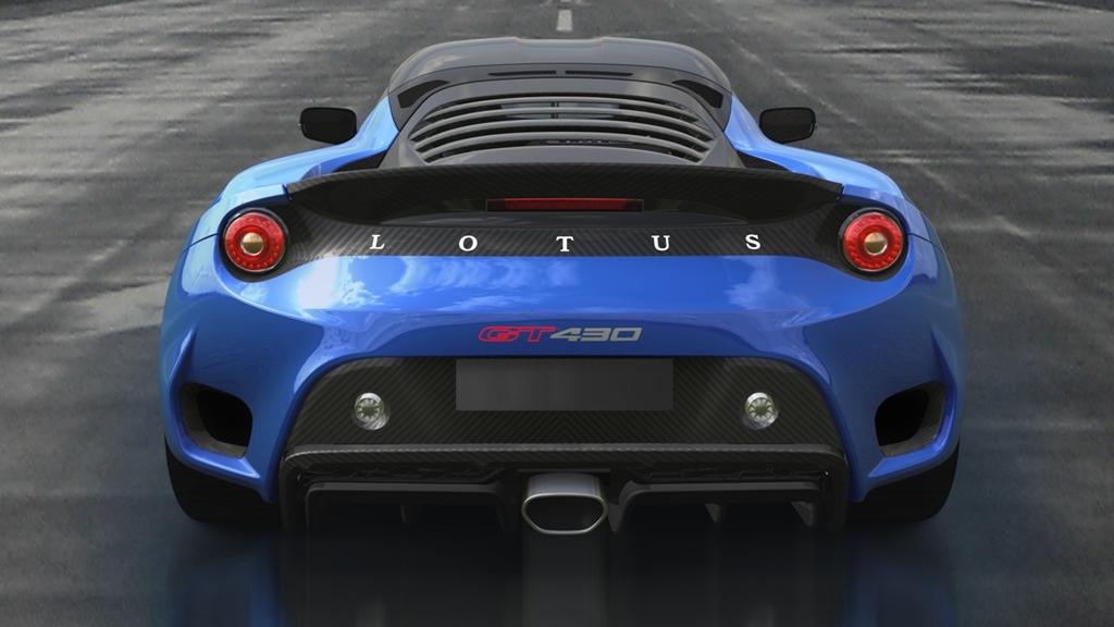 Lotus Evora GT430 [Blue] (3)