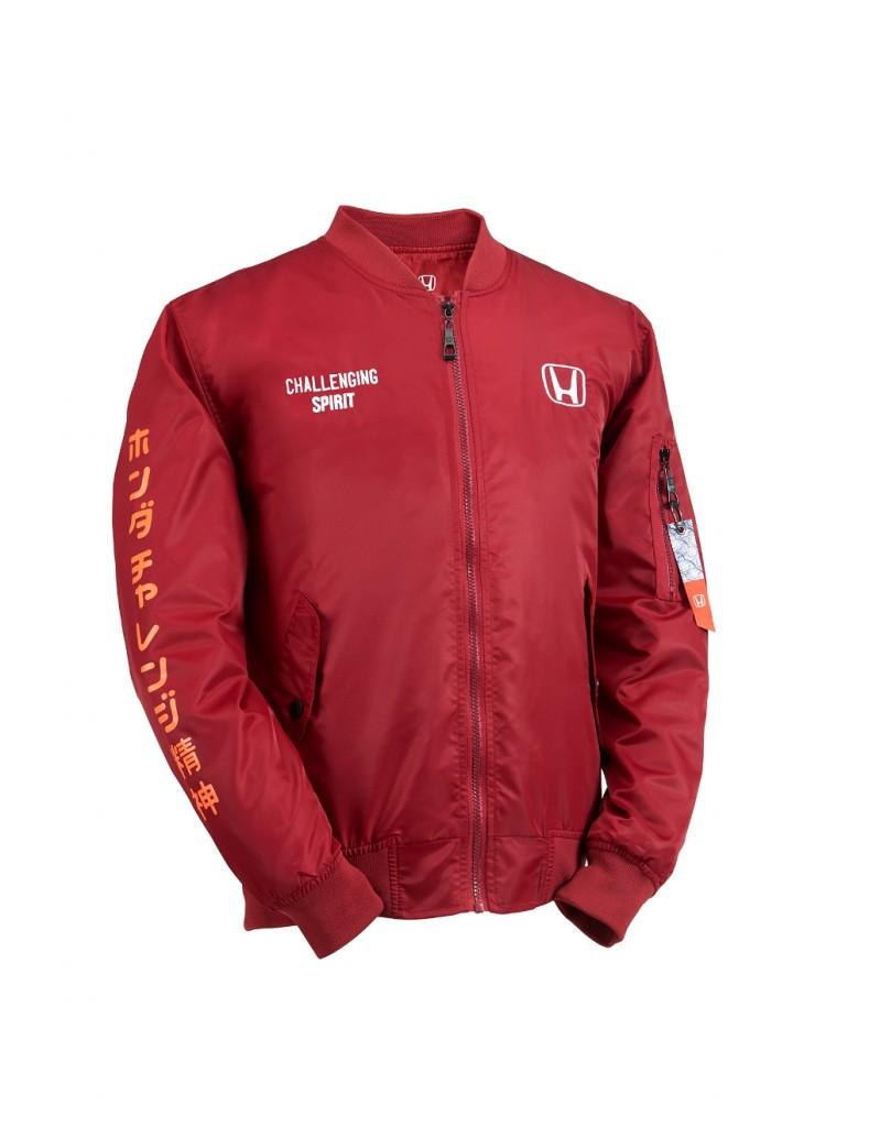 07_1 New Honda Merchandise_Ladies' Bomber Jacket