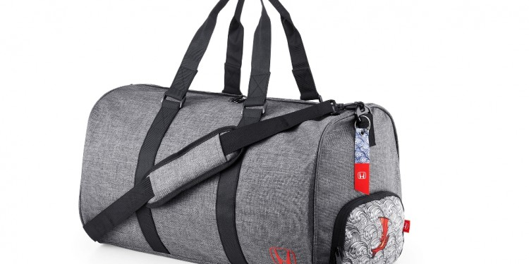 09 New Honda Merchandise_Duffel Bag