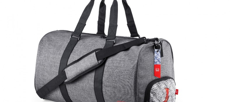 09 New Honda Merchandise_Duffel Bag