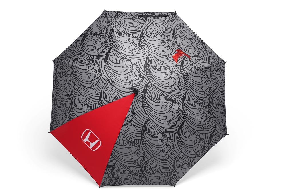 16 New Honda Merchandise_Umbrella 30 Inches