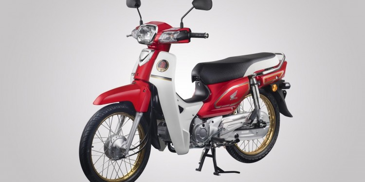 Honda EX5 Fi LE 01