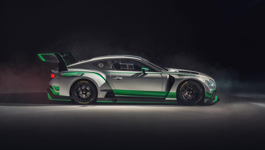 New Bentley Continental GT3 - 3