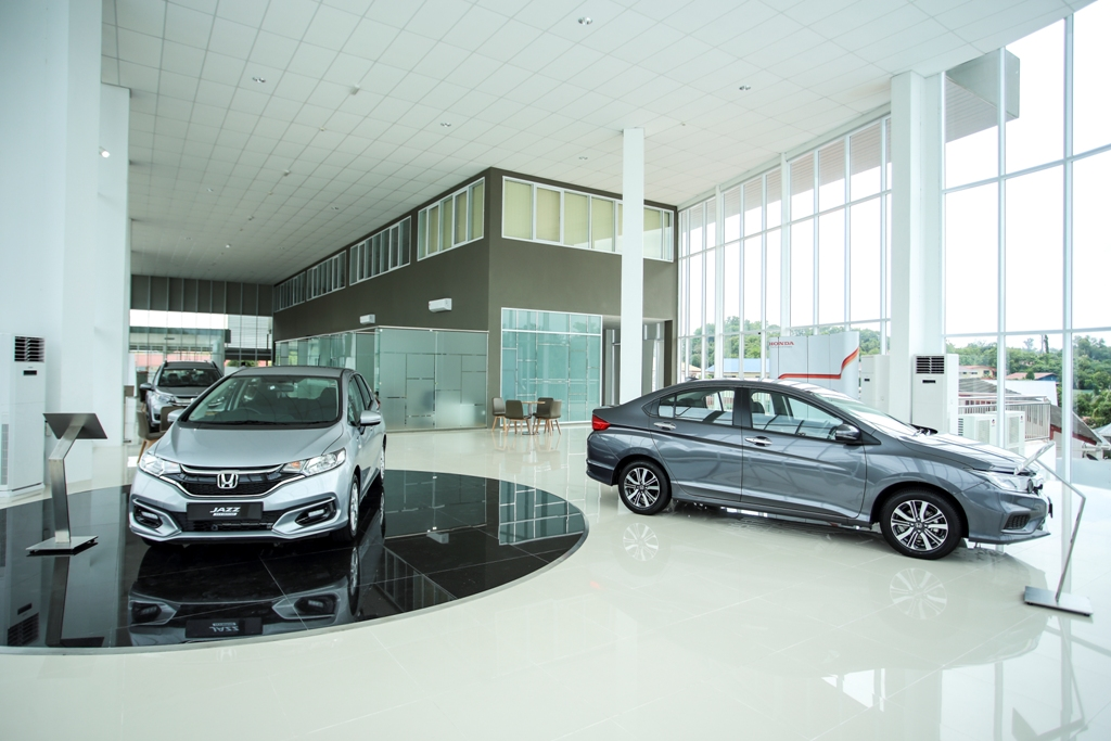 03 Honda Malaysia is committed to reach more customers from different areas in East Malaysia to enable them to experience the Joy of Buying