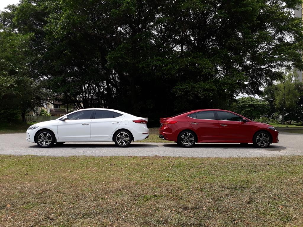 Hyundai Elantra review 20