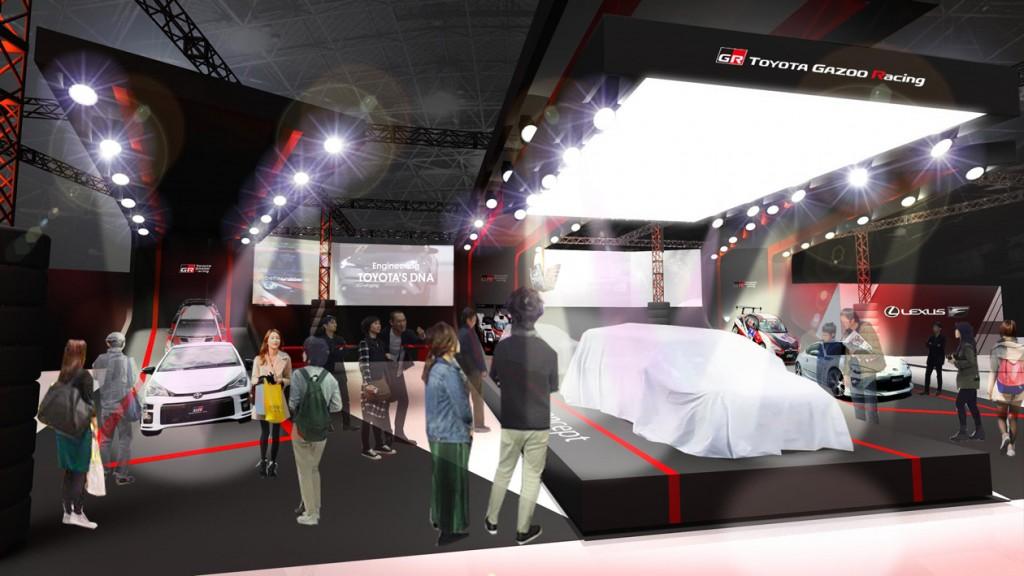 Toyota Gazoo Racing TAS