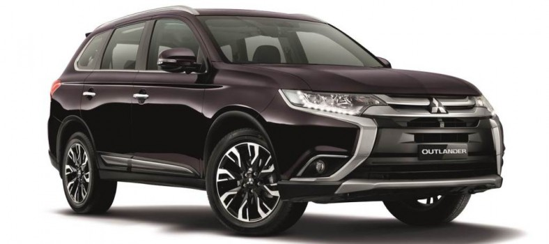 New Mitsubishi Outlander 2.4L