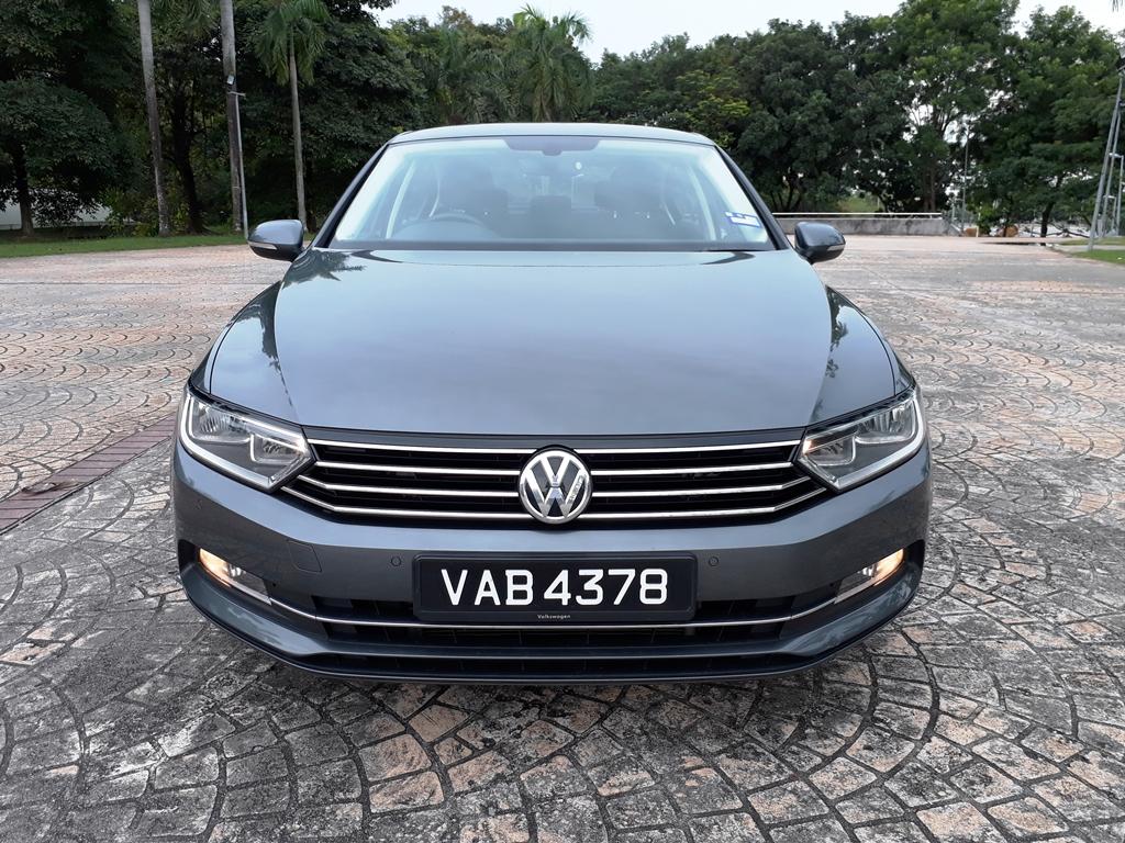 Volkswagen Passat 06