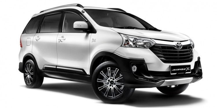 Avanza Front View
