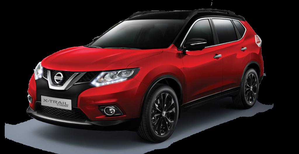 New Nissan X-Trail X-Tremer