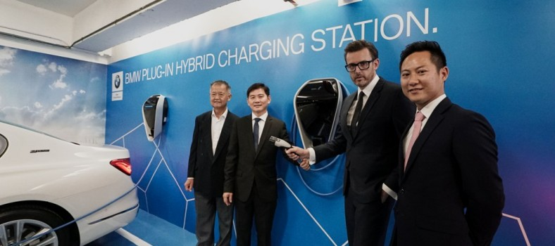 BMW i Charging Stations at WEIL Hotel Ipoh (5)