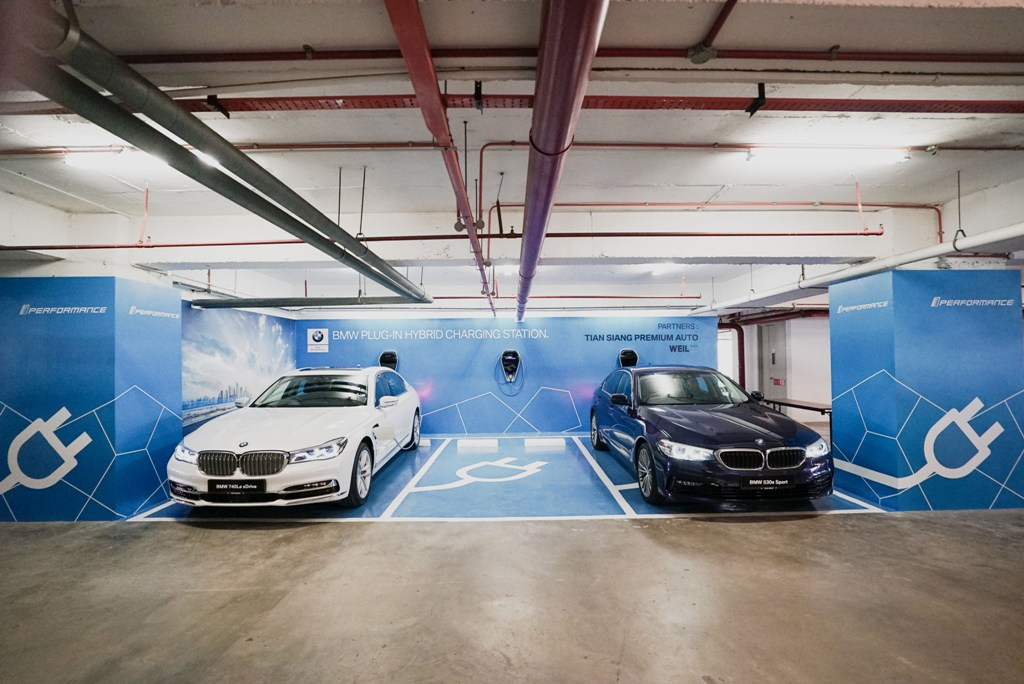 BMW i Charging Stations at WEIL Hotel Ipoh (6)