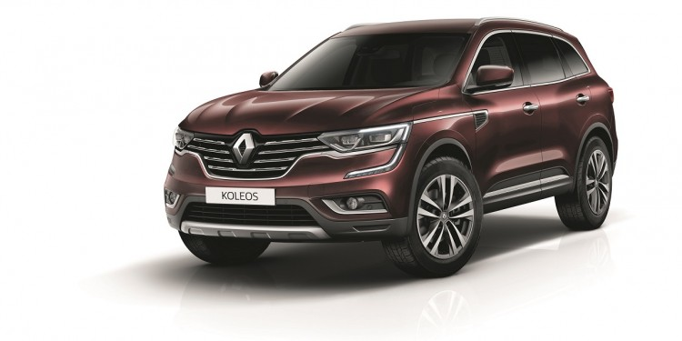 Koleos Signature - Marron Red