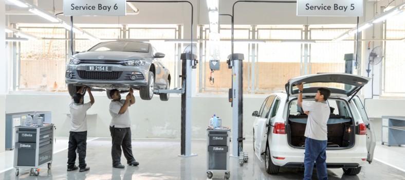 Volkswagen Aftersales Technicians (1)