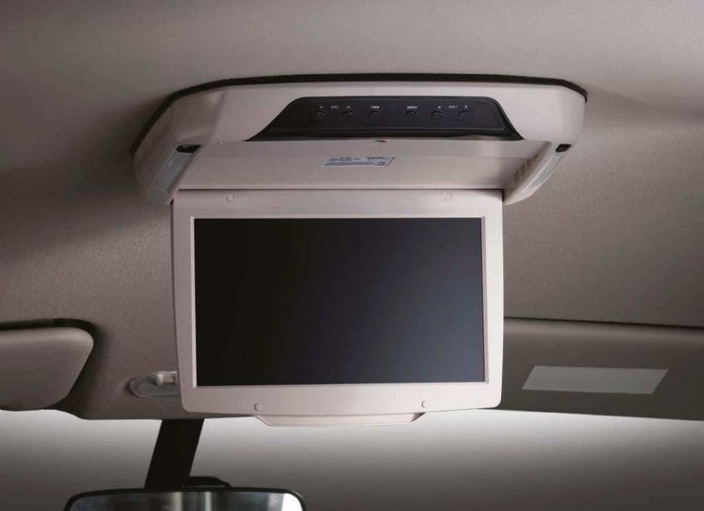 07 ALL-NEW SERENA_PHS_10.1-INCH ROOF-MOUNTED LCD PANEL