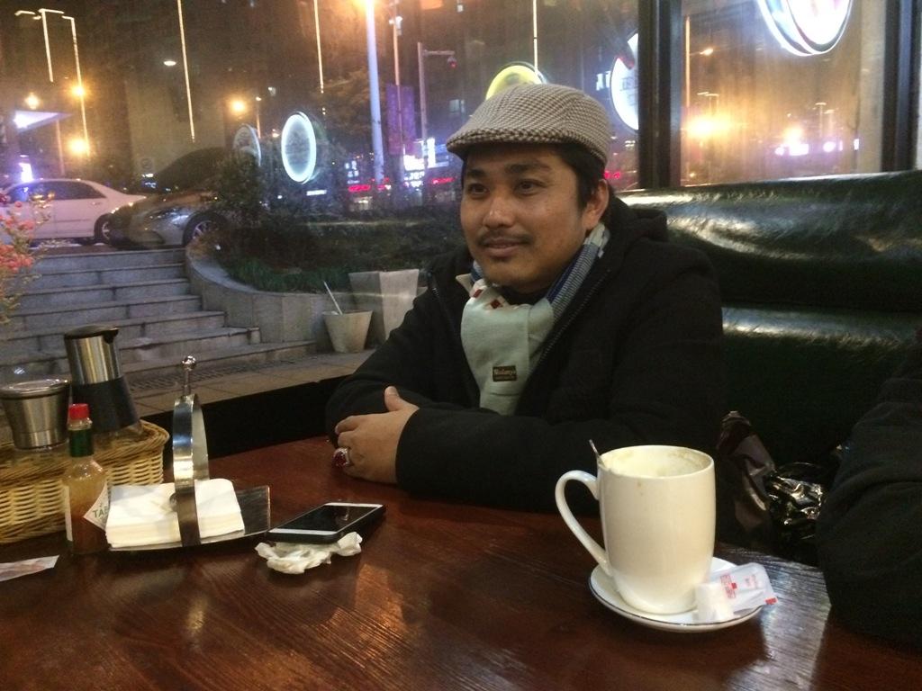 Munauwir Mohd Khir, from Edaran Saga Sdn Bhd