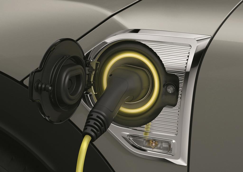 New MINI Countryman Plug-In Hybrid (10)