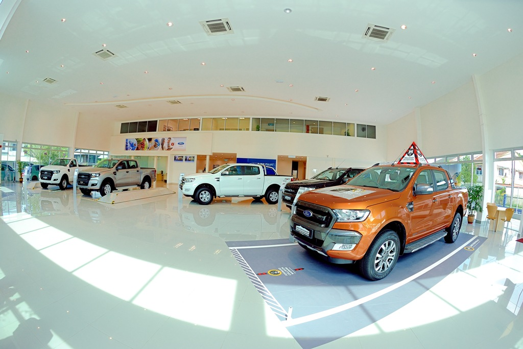 SDAC Kuching Showroom photo 2
