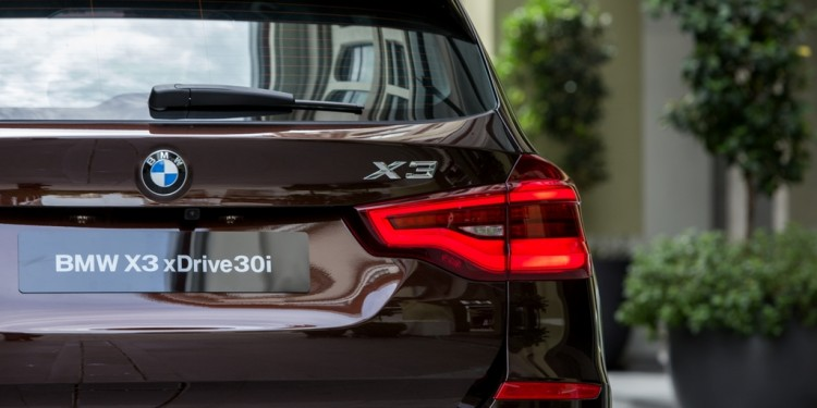 The All-New BMW X3 (16)