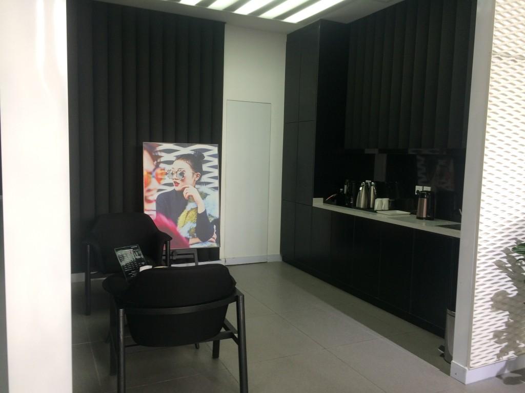 cofee area Lynk_Co