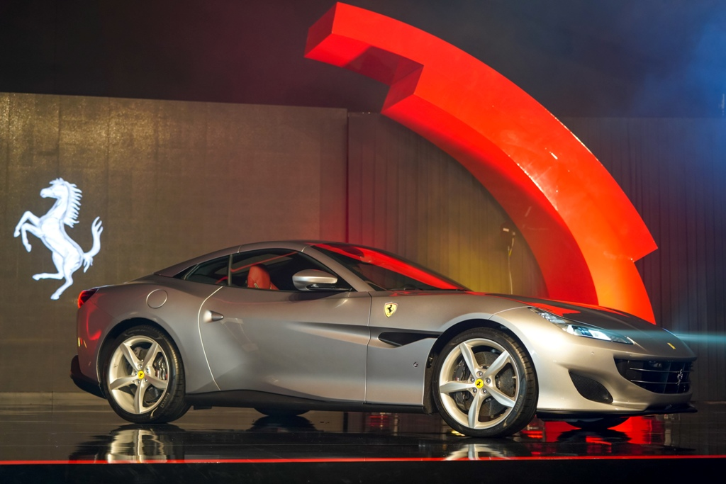 01 Ferrari Portofino Launch