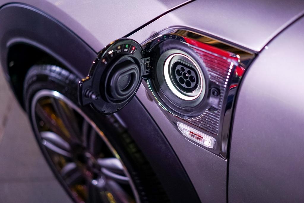 6. The New MINI Countryman Plug-In Hybrid