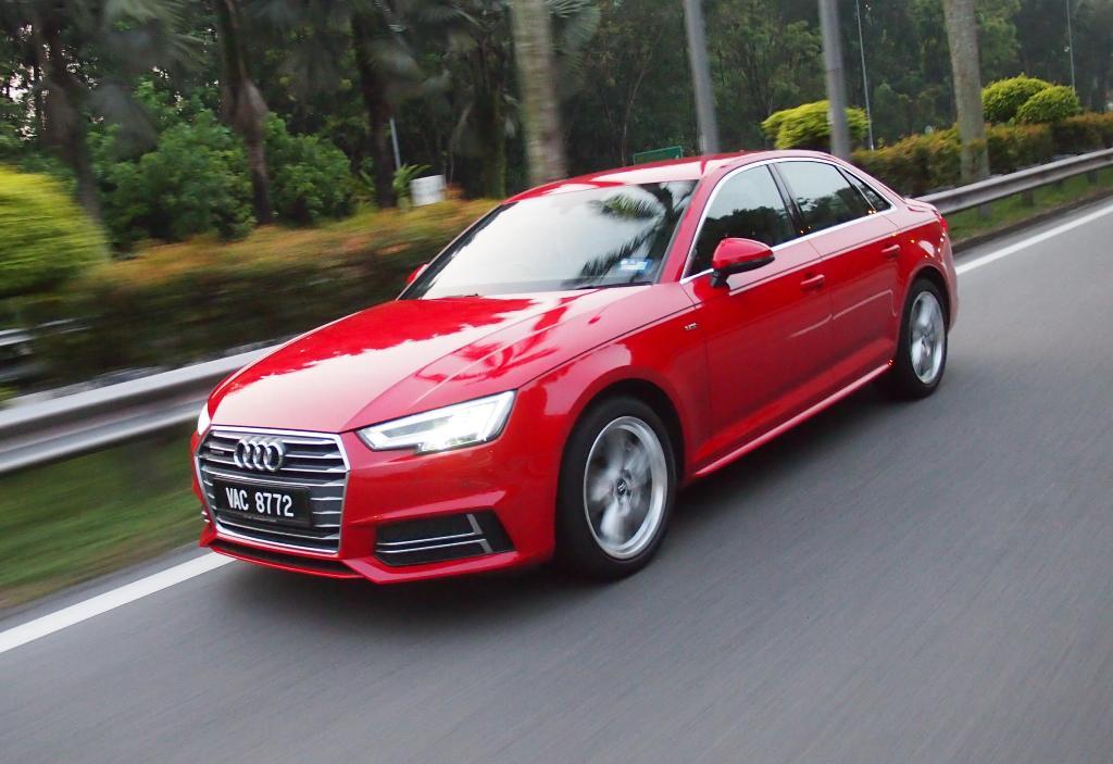 Audi A4-quattro