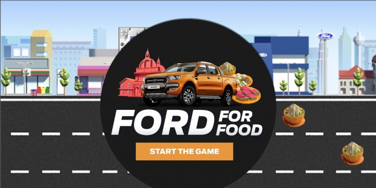 SDAC 'Ford for Food' - StartUp