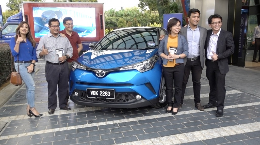 Anugerah Voty Vehicle Of The Year 2018 Anjuran Dsf My Dan Allianz General Insurance Gohed Gostan