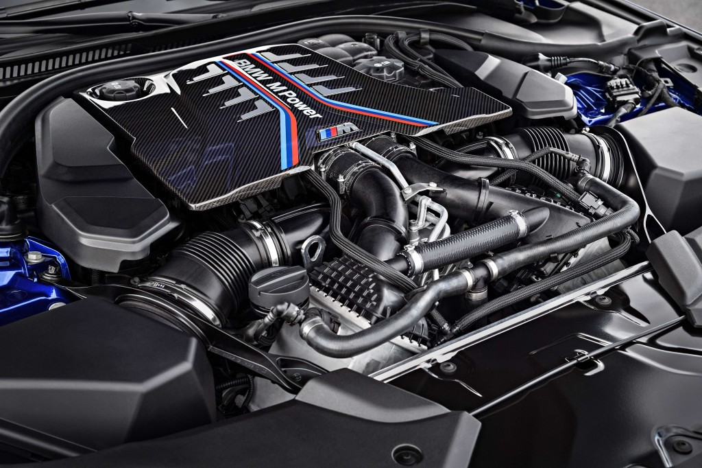 The New BMW M5 (11)