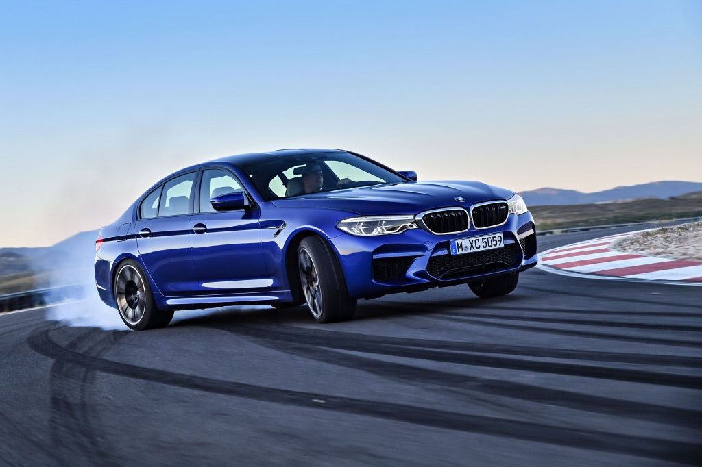 The New BMW M5 (13)