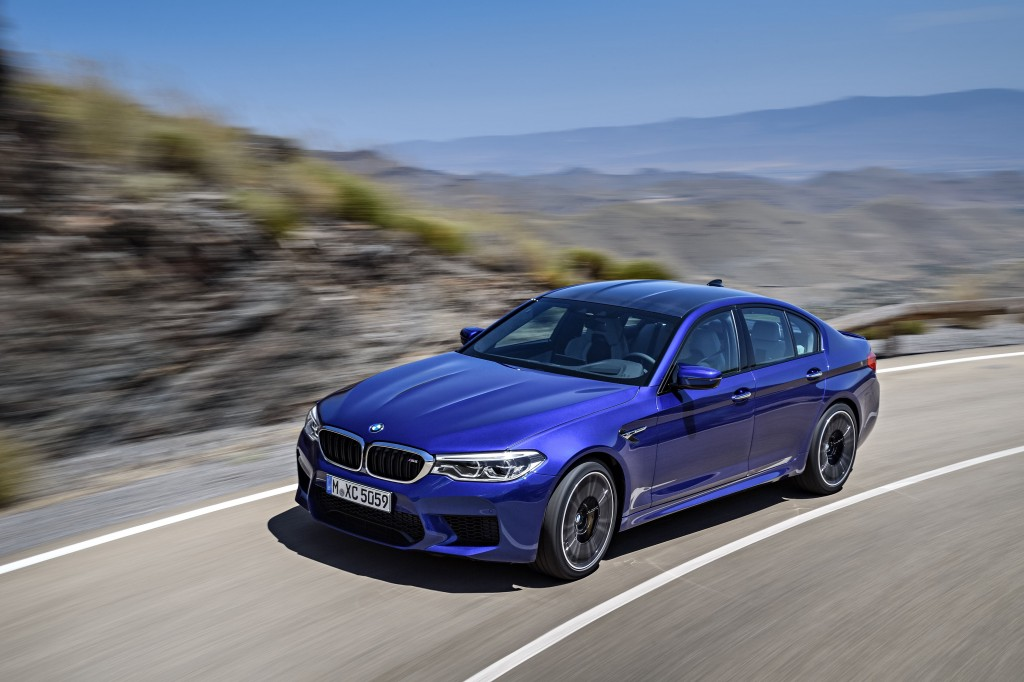 The New BMW M5 (16)