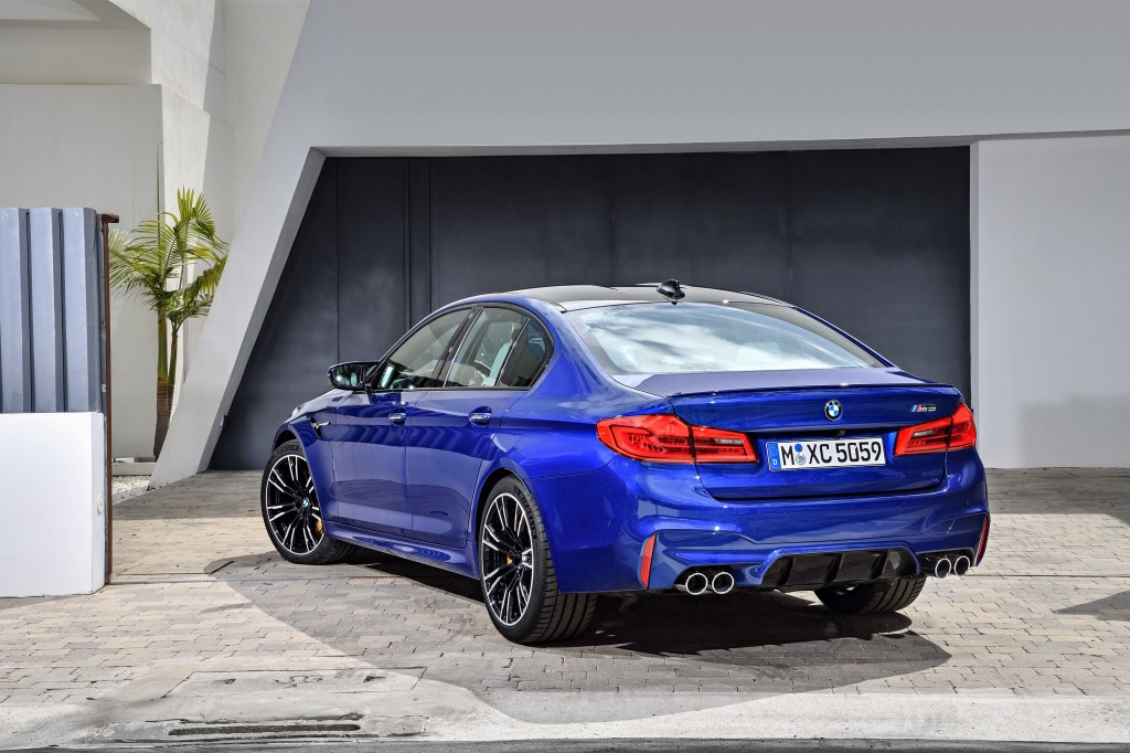The New BMW M5 (17)