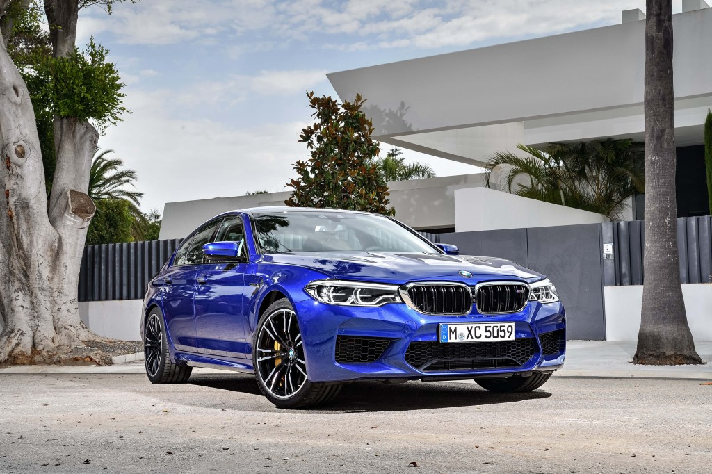 The New BMW M5 (18)