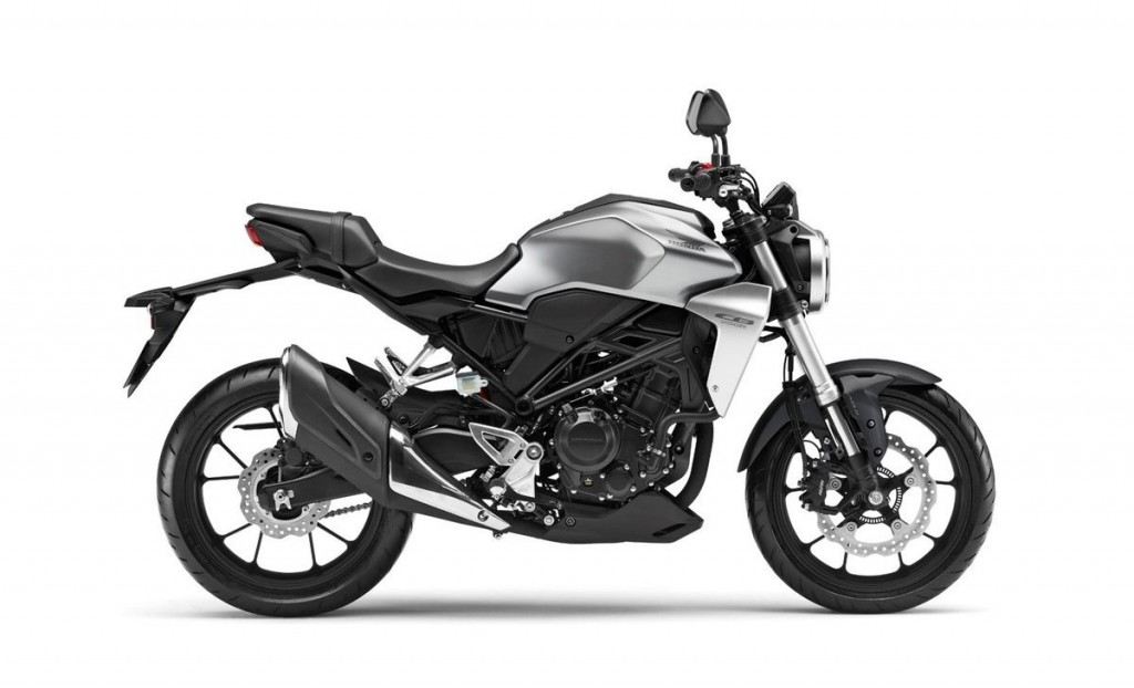 Honda CB250R 01