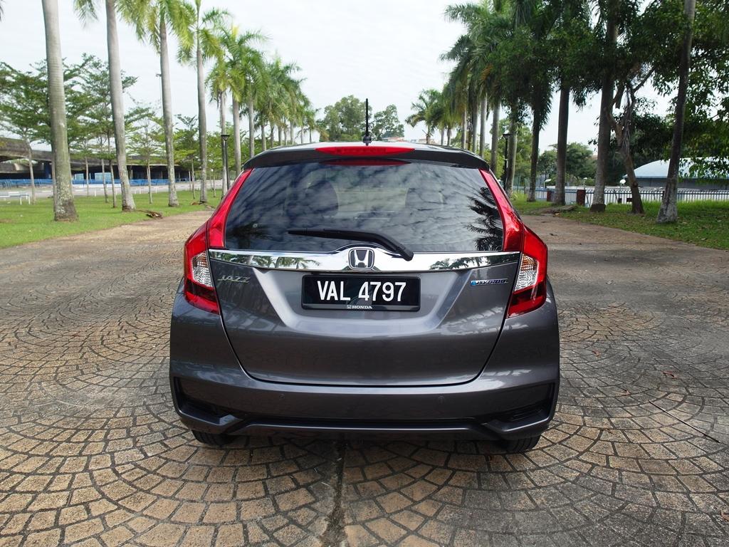 Honda Jazz Sport Hybrid 10