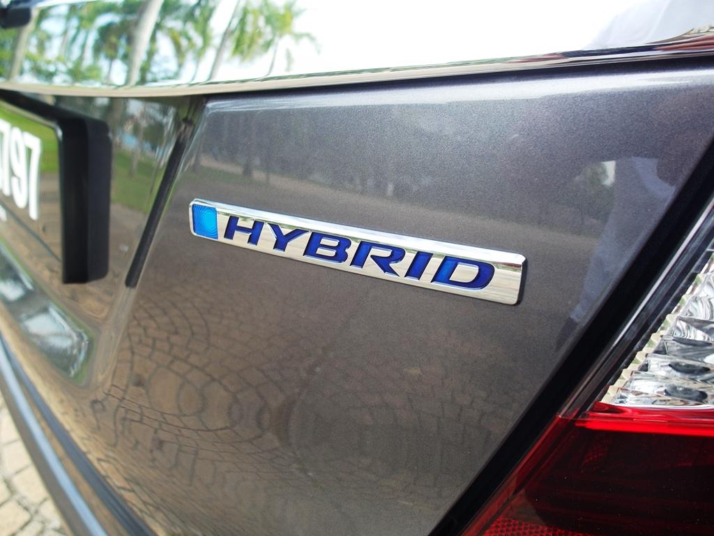 Honda Jazz Sport Hybrid 11
