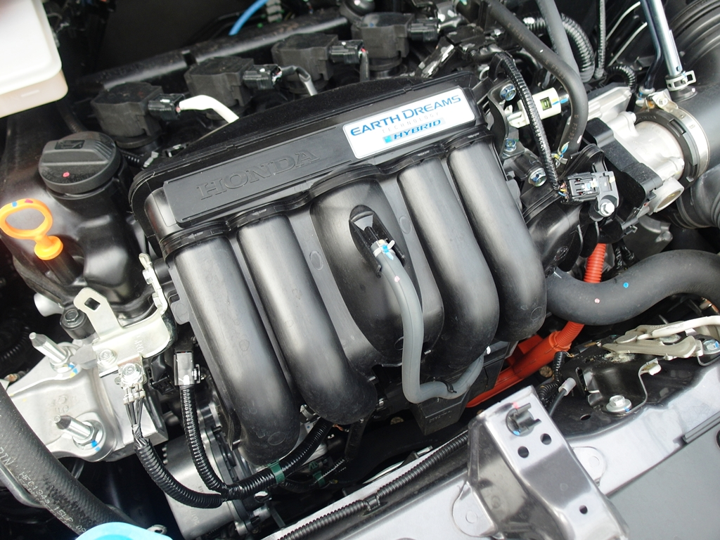 Honda Jazz Sport Hybrid 12