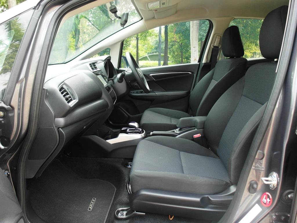 Honda Jazz Sport Hybrid 17