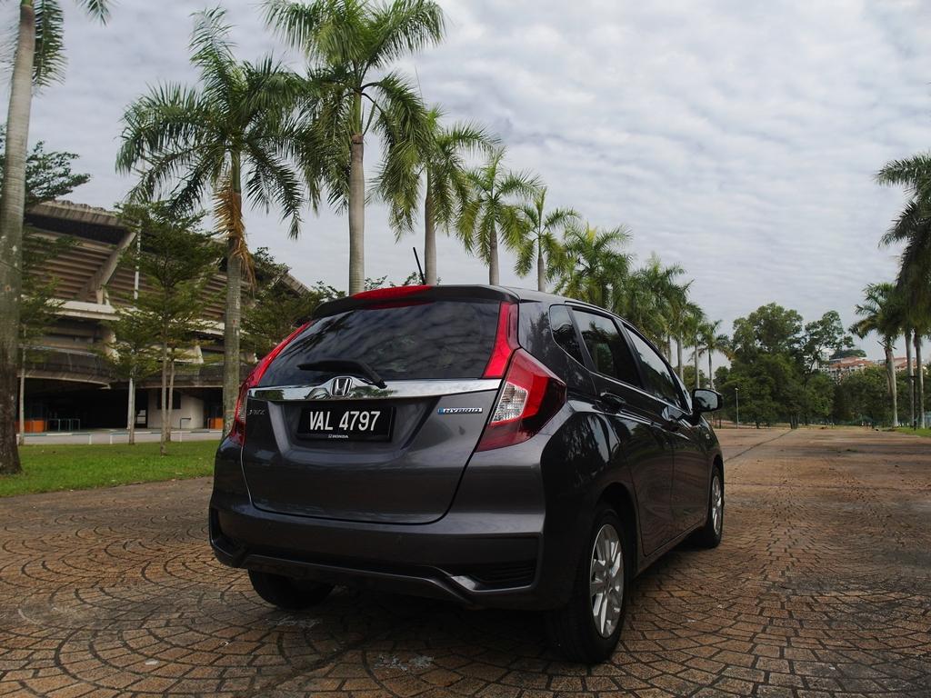 Honda Jazz Sport Hybrid 23
